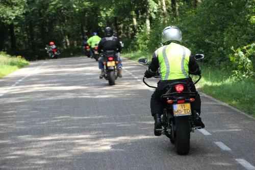 Motorrijbewijspoint Leusden motor lesplan