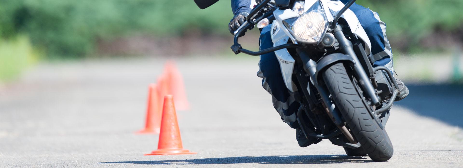Motorrijbewijspoint Leusden motor rijvaardigheid